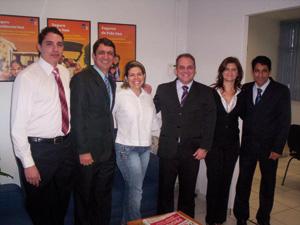 Equipe da Gerência Regional PR2, em Maringá