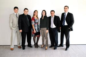 Equipe da Gerência Regional PR3, em Cascavel
