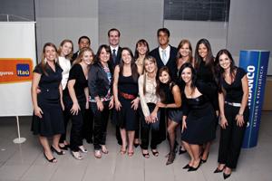 Equipe da Gerência Regional RS1, em Porto Alegre