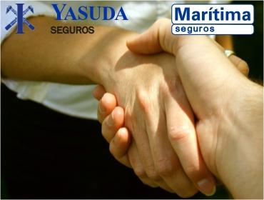 Yasuda adquire 50% da Maritima