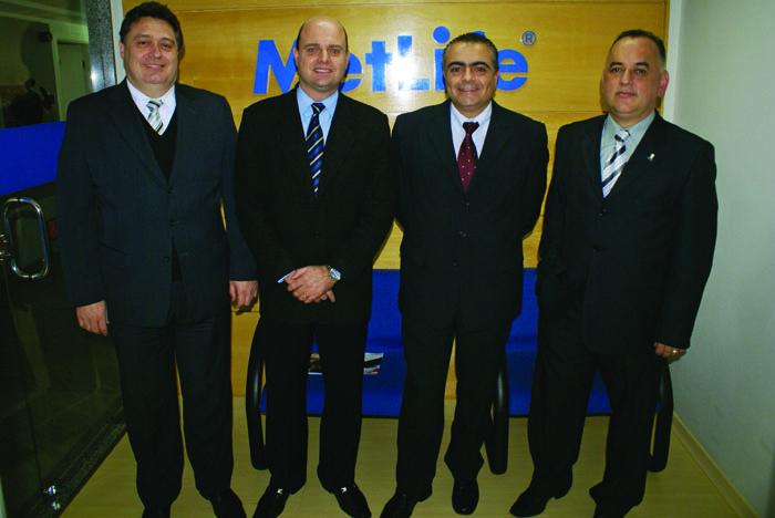 Metlife - Reunião de Regionais