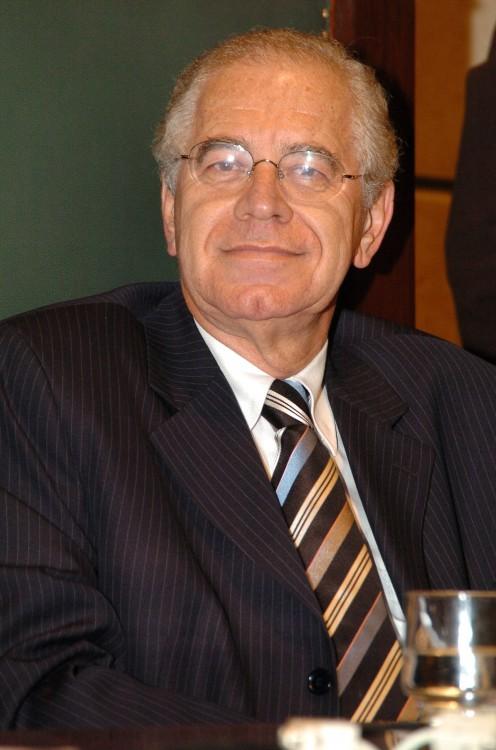 Presidente do Clube de Vida em Grupo do Rio de Janeiro