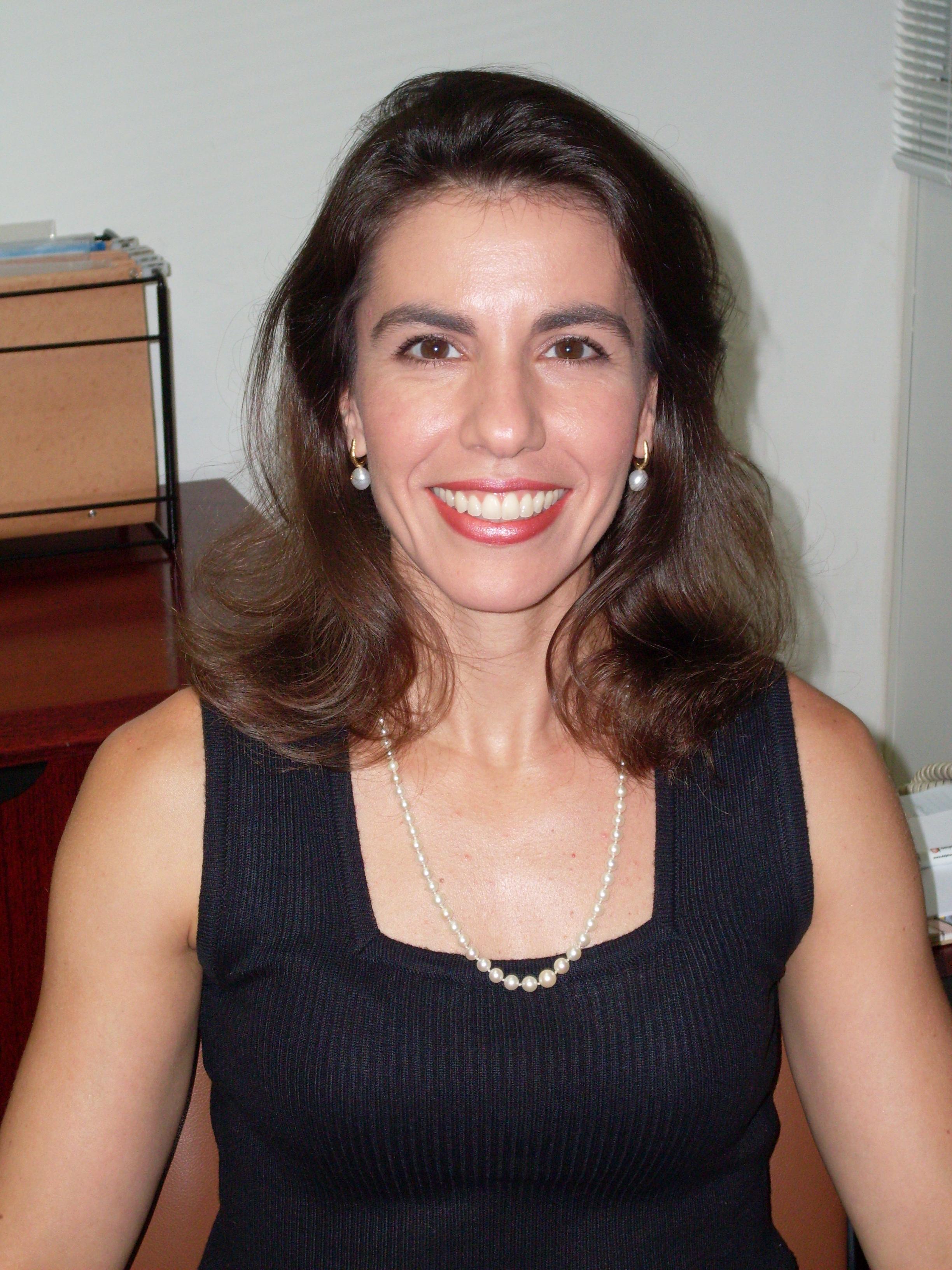 Beatriz Cavalcante - Superintendente da Delphos