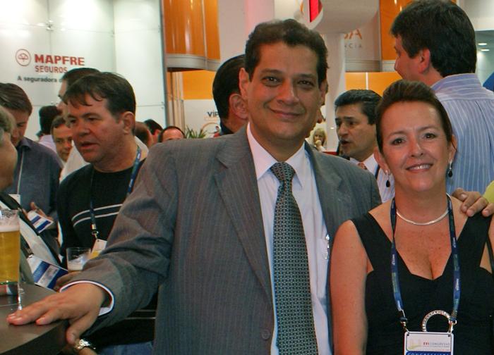 Armando Vergílio e Filomena Branquinho
