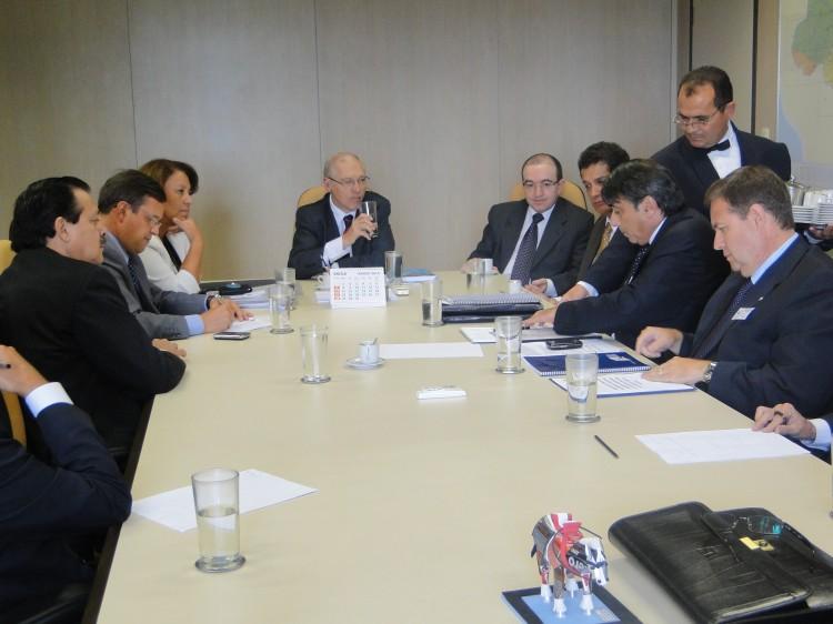 Fenacor - Reunião com Ministério da Fazenda