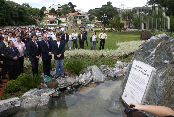 Inauguração Memorial