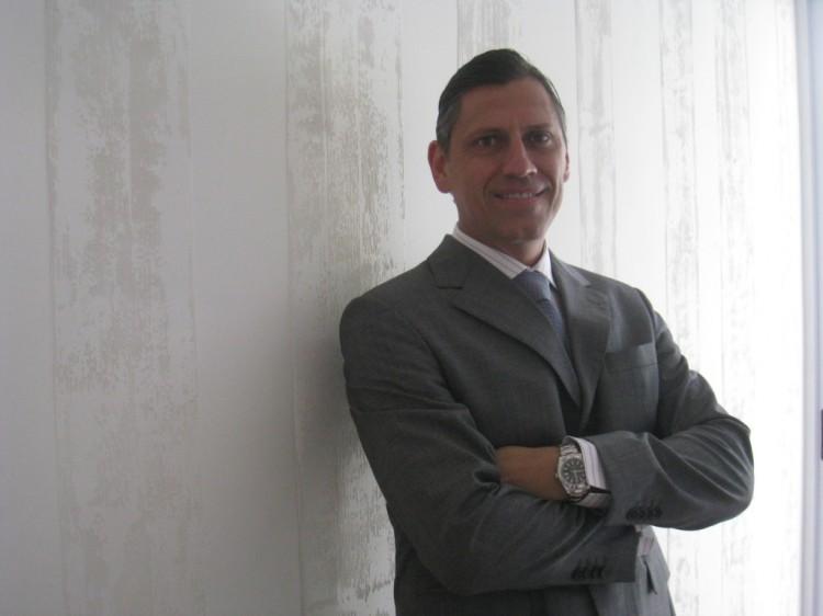 Amilcar Vianna -Presidente do Clube de Corretores/RJ