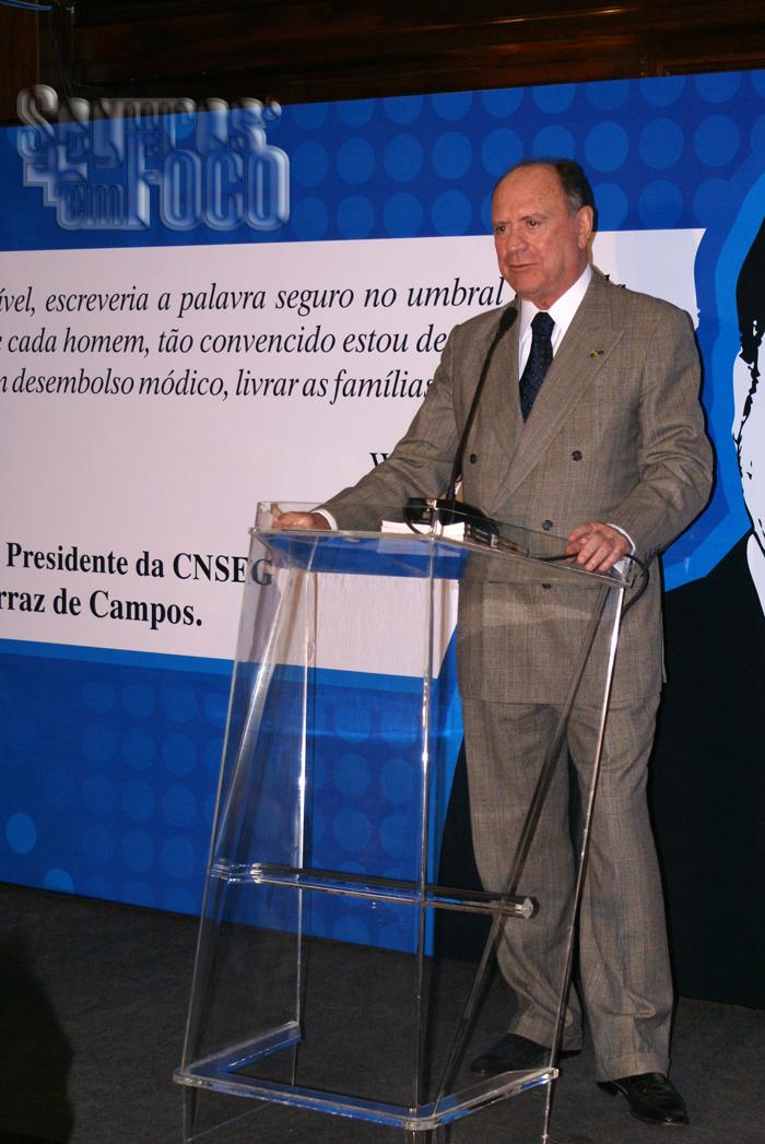 Homenagem João Elisio Ferraz de Campos