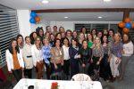Mais de 30 integrantes do Salto Alto participaram da reunião deste mês
